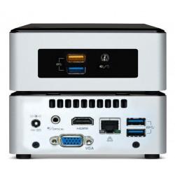Vision - Celeron VMP reproductor multimedia y grabador de sonido 3840 x 2160 Pixeles Negro, Plata