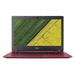 "Acer - Aspire 1 A114-31 Rojo Portátil 35,6 cm (14"") 1366 x 768 Pixeles 1,10 GHz Intel® Celeron® N3350"
