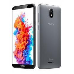 """Neffos - C5 Plus 13,6 cm (5.34"""") 1 GB 8 GB SIM doble Gris 2200 mAh"""