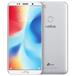 "Neffos - C9A 13,8 cm (5.45"") 2 GB 16 GB SIM doble 4G Plata 3020 mAh"