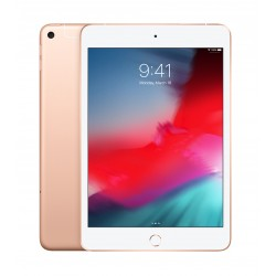 """Apple - iPad mini 20,1 cm (7.9"""") 3 GB 64 GB Wi-Fi 5 (802.11ac) 4G Oro iOS 12"""