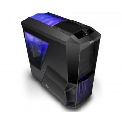 Zalman - Z11 Plus Midi-Tower Negro carcasa de ordenador