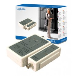LogiLink - Cable tester