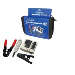 LogiLink - WZ0012 kit de herramientas para preparación de cables