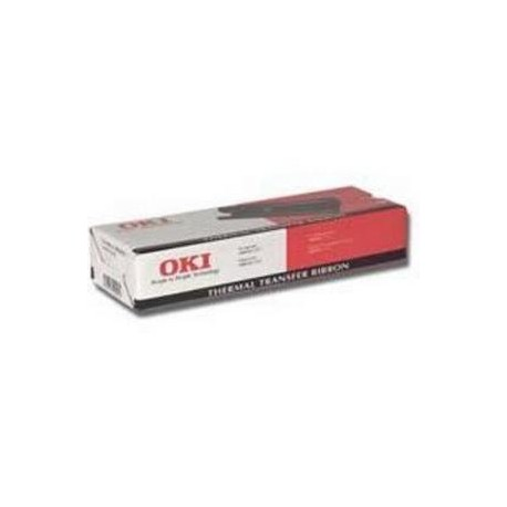 OKI - Black Ribbon Cartridge
