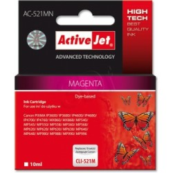 Activejet - AC-521MN cartucho de tinta Magenta 1 pieza(s)
