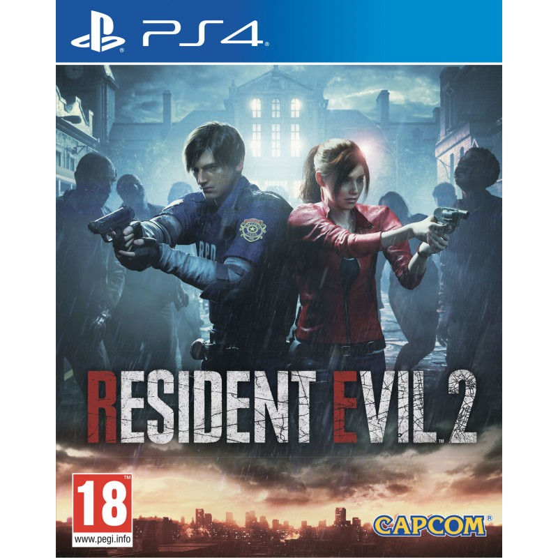 Sony - Resident Evil 2, Playstation
