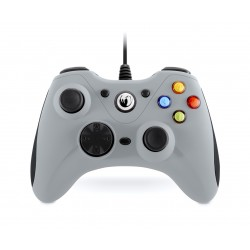 NACON - GC-100XF Gamepad PC Negro, Gris