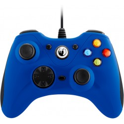 NACON - PCGC-100BLUE mando y volante Gamepad PC Azul