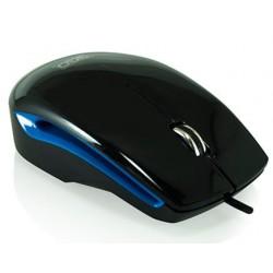 3GO - MADVBKB USB Óptico 1200DPI Ambidextro ratón