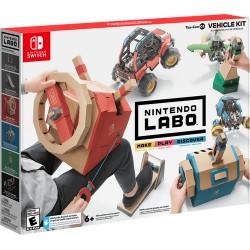 Nintendo - Labo Toy-Con 03 Establecer