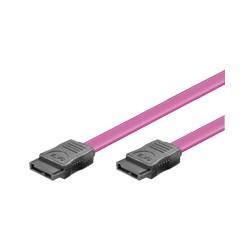 Goobay - CAK SATA 150-050 0.50m cable de SATA 0,5 m