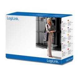 LogiLink - CP090 cable de transmisión Negro 1,8 m