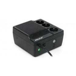 Phasak - PH 9466 sistema de alimentación ininterrumpida (UPS) 3 salidas AC Línea interactiva 600 VA 300 W