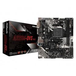 Asrock - A320M-DVS R4.0 Zócalo AM4 AMD A320 Micro ATX