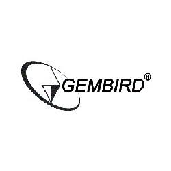 Gembird - PLUG5SP/10 conector RJ-45 Transparente