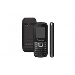 "Sunstech - TEL210 4,5 cm (1.77"") 60 g Negro, Plata Característica del teléfono"