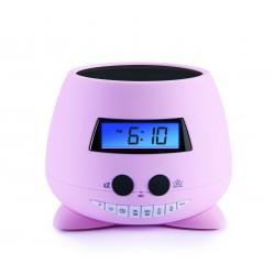 Bigben Interactive - My Stella radio Reloj Rosa