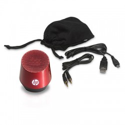 HP - H5M97AA 1.5W Rojo