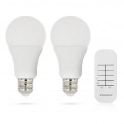 Smartwares - SH4-99550 Set de interruptor de bombilla LED