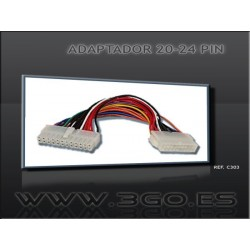 3GO - C303 adaptador de cable Multicolor