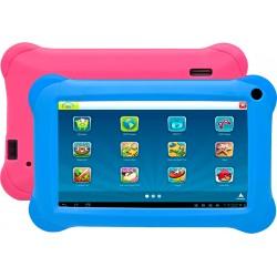 Denver Electronics - TAQ-90063KBLUE/PINK tablet 16 GB Negro, Azul, Rosa
