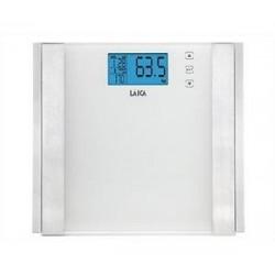 Laica - PS5011W báscula de baño Báscula personal electrónica Plaza Blanco