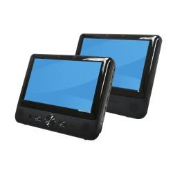 "Denver Electronics - MTW-984TWIN Portable DVD player Mesa Negro 22,9 cm (9"")"