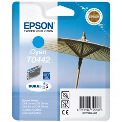 Epson - Parasol Cartucho T0442 cian alta capacidad