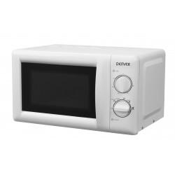 Denver Electronics - OM-2010 Encimera Solo microondas 20 L 700 W Blanco