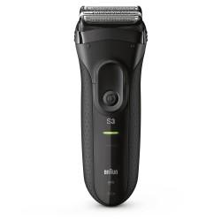 Braun - Series 3 3020 afeitadora Máquina de afeitar de láminas Recortadora Negro