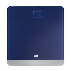 Laica - PS1057B báscula de baño Báscula personal electrónica Plaza Azul