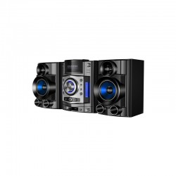Sunstech - NSX100BTDVD BK sistema de audio para el hogar Negro 100 W