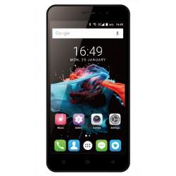"Denver Electronics - SDQ-52001G BLACK 13,2 cm (5.2"") 1 GB 8 GB SIM doble Negro 2000 mAh"