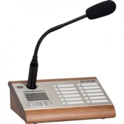 Axis - 01208-001 micrófono Micrófono para conferencias Negro, Marrón, Gris