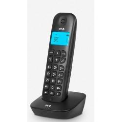 SPC - Air Teléfono DECT Negro Identificador de llamadas