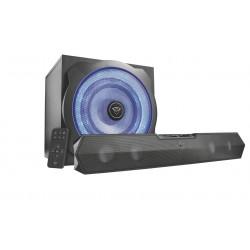 Trust - GXT 668 Tytan altavoz soundbar 2.1 canales 60 W Negro