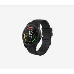 "SPC - SMARTEE CIRCLE MAX reloj inteligente Negro IPS 3,3 cm (1.3"")"