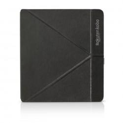 "Rakuten Kobo - Forma SleepCover funda para libro electrónico Folio Negro 20,3 cm (8"")"