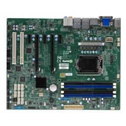 Supermicro - X10SAE placa base para servidor y estación de trabajo LGA 1150 (Zócalo H3) Intel® C226 ATX