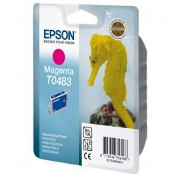 Epson - Seahorse Cartucho T0483 magenta