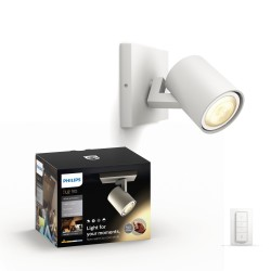 Philips by Signify - Hue White ambiance Foco Runner sencillo - 53090/31/P7