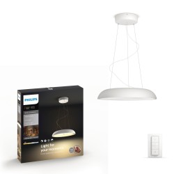 Philips by Signify - Hue White ambiance Lámpara colgante Amaze