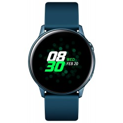 "Samsung - SM-R500 reloj inteligente SAMOLED 2,79 cm (1.1"") Verde GPS (satélite)"