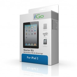 iGo - Starter Kit, iPad 2 kit arrancador para teléfono móvil