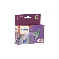 Epson - T0806 Light Magenta Ink Cartridge cartucho de tinta Original Magenta claro