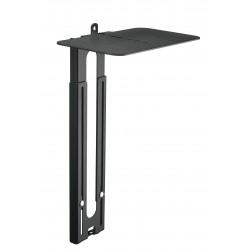 Vogel's - PVA 5070 soporte de altavoz Pared Negro