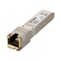 D-Link - DEM-410T red modulo transceptor Cobre 10000 Mbit/s SFP+