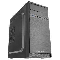 Tacens - AC4 carcasa de ordenador Mini-Tower Negro