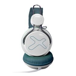 Phoenix Technologies - 720 Air Diadema Binaurale Alámbrico Azul auriculares para móvil